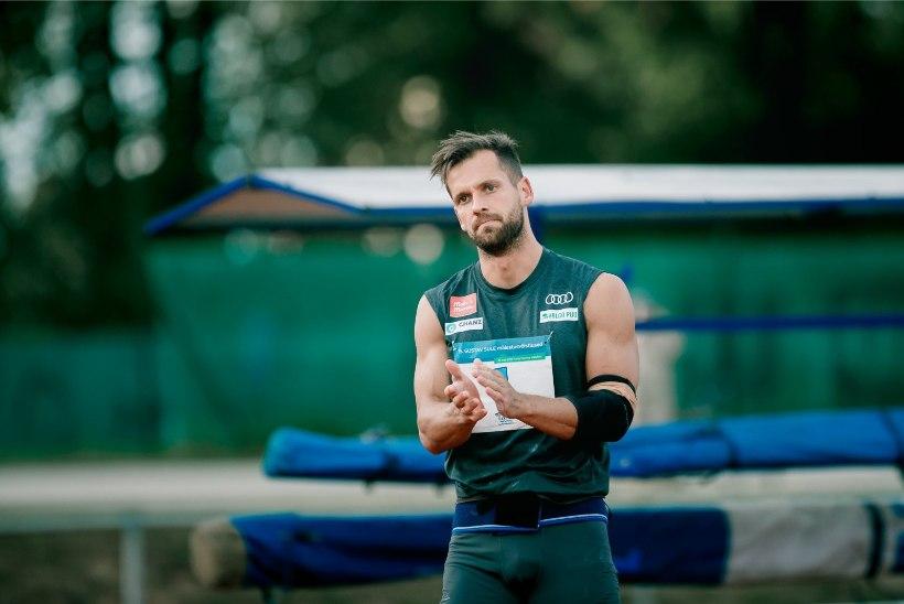 ÄGE KONKURENTS: Magnus Kirdil on Luzernis väga tugevad rivaalid