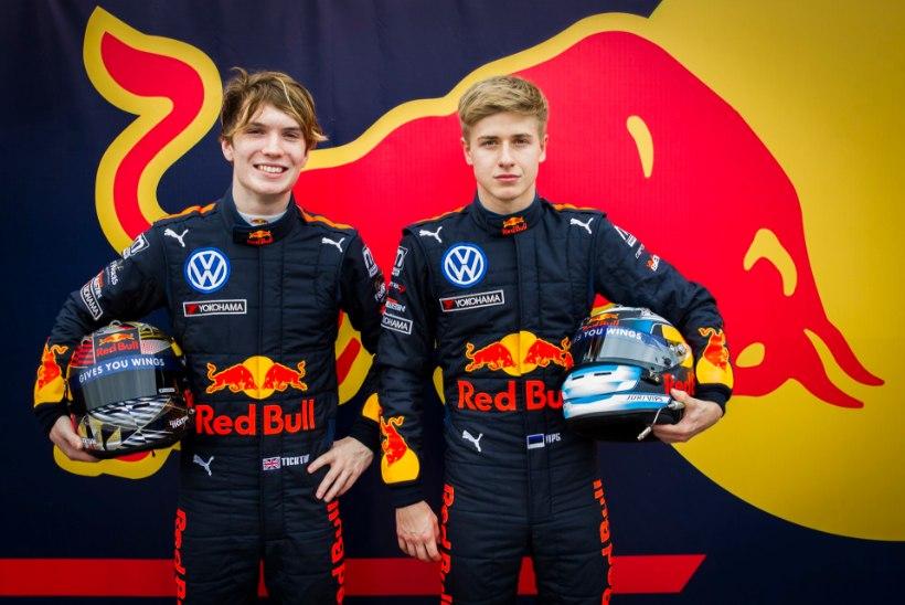 NUMBRID EI VALETA! Red Bull peab järgmisena F1-sarja ülendama Jüri Vipsi