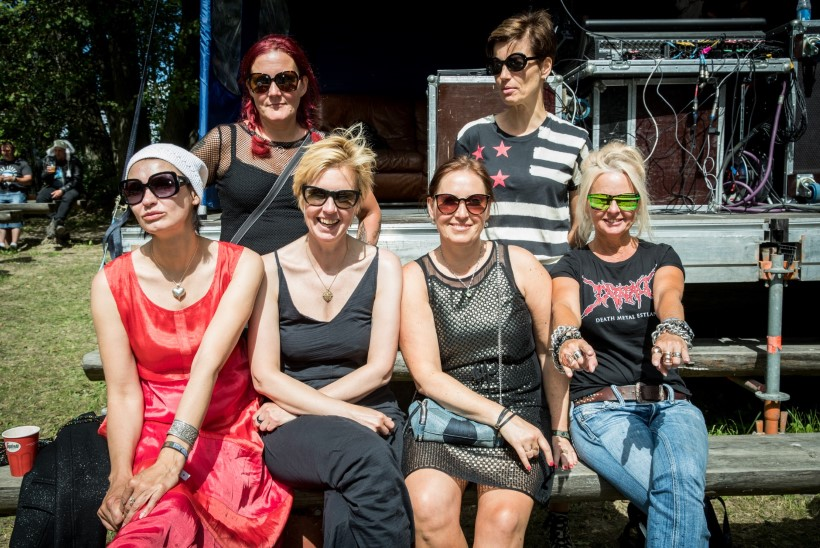 GALERII | Hard Rock Laager ei näita teise päeva lõppedes veel väsimuse märke