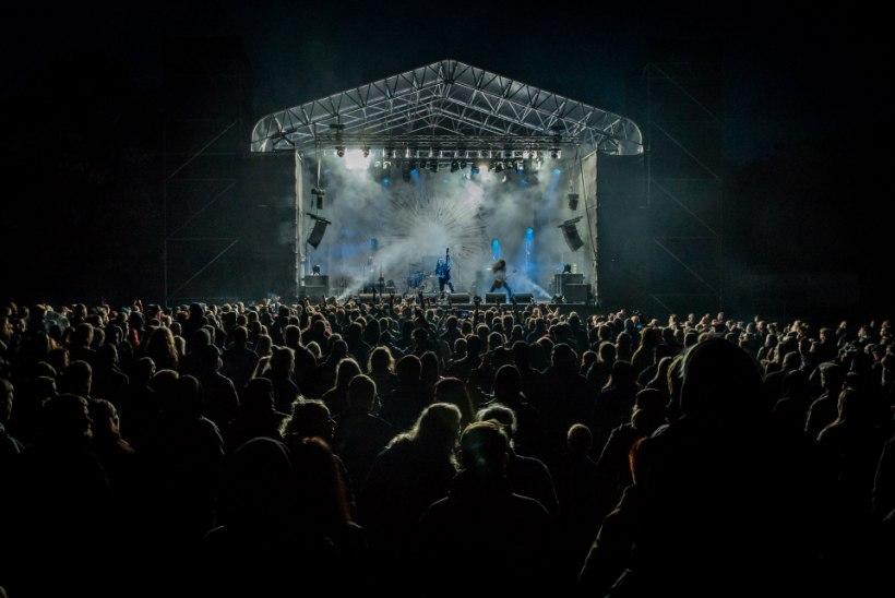 GALERII | Hard Rock Laagri esimene päev meelitas kohale tuhandeid muusikasõpru