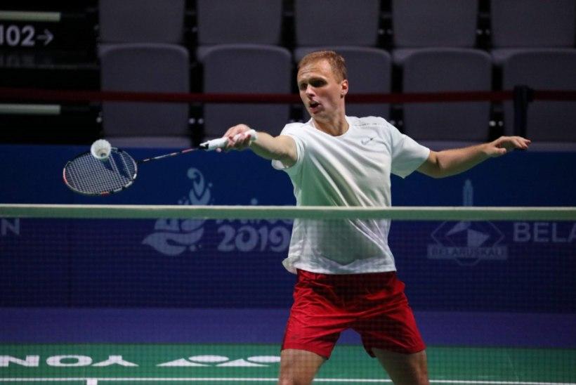 TUBLI: Raul Must võitis Eesti sulgpallile ajaloolise medali
