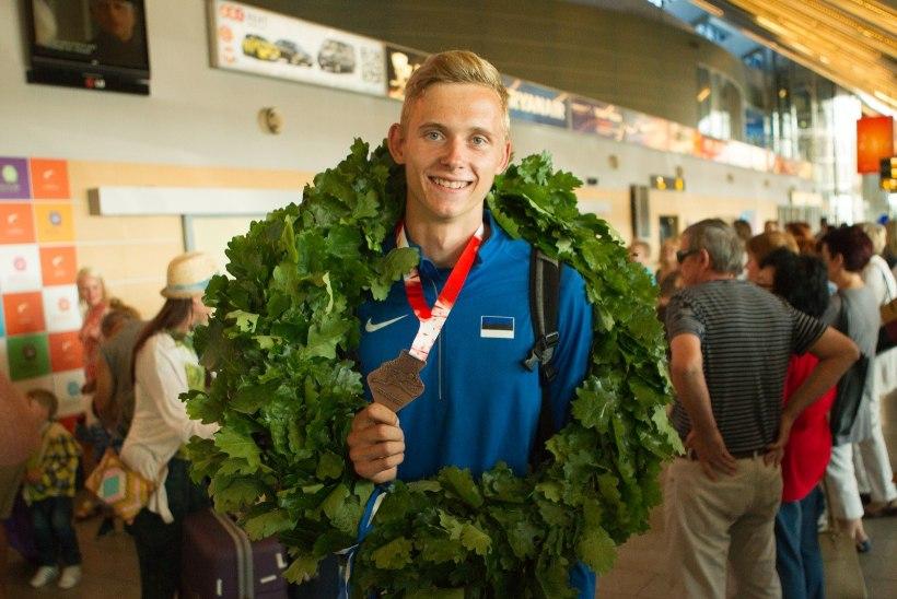Johannes Erm on väga heas vormis. Kas ta võidab EMil medali?