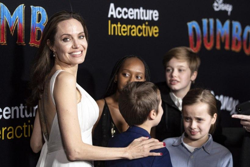 Vandenõuteooria: Angelina Jolie ja Madonna on reptiilid!
