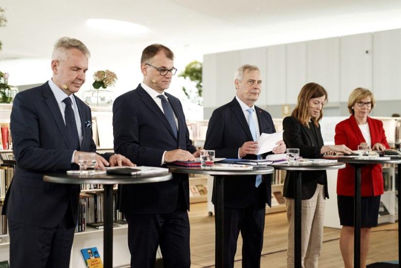 Soome saab naiste valitsuse