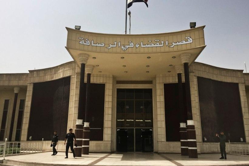 MUGAV ÕIGUSTEENUS: Iraagi kohtud mõistavad Lääneriikidest pärit terroriste surma