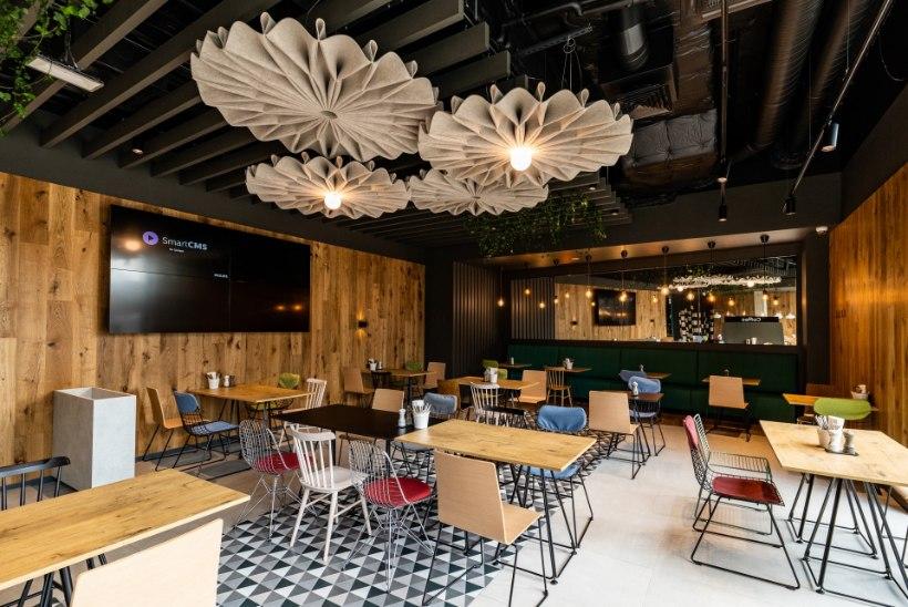 GALERII | Möödunud nädalavahetusel avas Tallinnas uksed uus hotell Ibis
