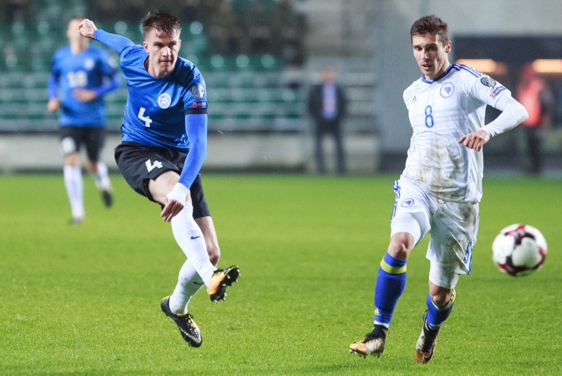 Aasta möödus, kuid mure jäi – Mattias Käit igatseb meeste jalgpalli