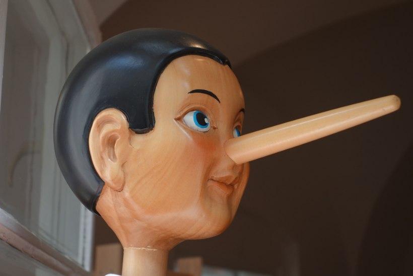 AVESTA 4. juuni | Valetamine on halvim, mida täna võid teha