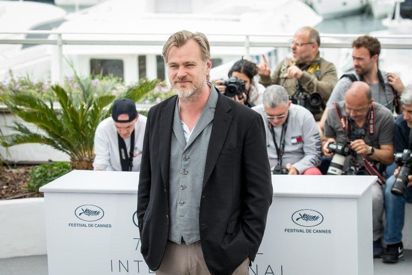 Nolani uue filmi poster viitab fännide sõnul ajas rändamise loole