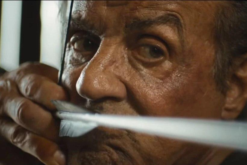 """KAS EKSITI SAJANDIGA? Tänavu jõuab kinno ka uus """"Rambo"""" film"""