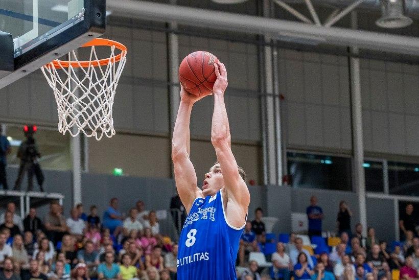 EDU! Noor Eesti korvpallur sõlmis oma esimese välislepingu Slovakkia tippklubiga