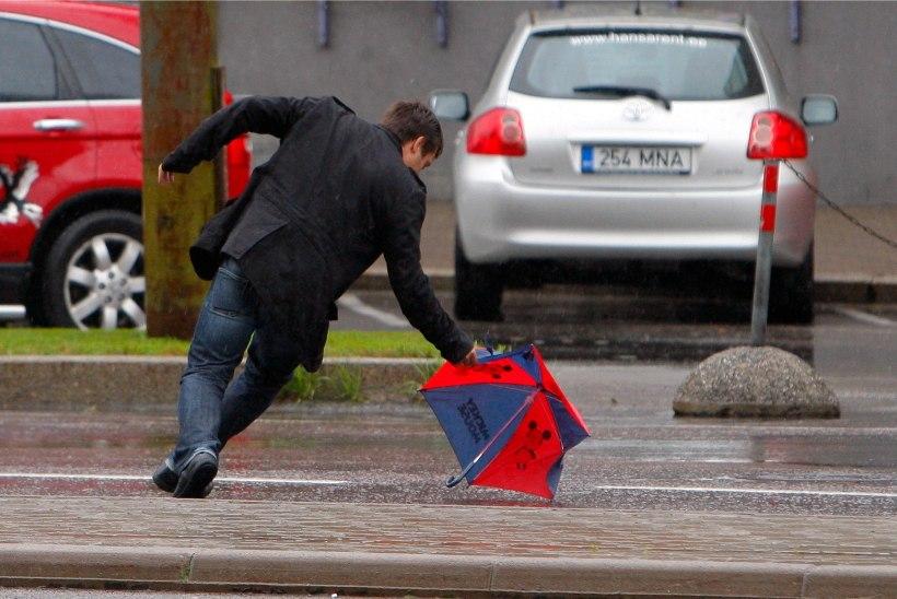 Millise ilma toob algav juulikuu? Üks on kindel – vihmavarjuta hakkama ei saa...
