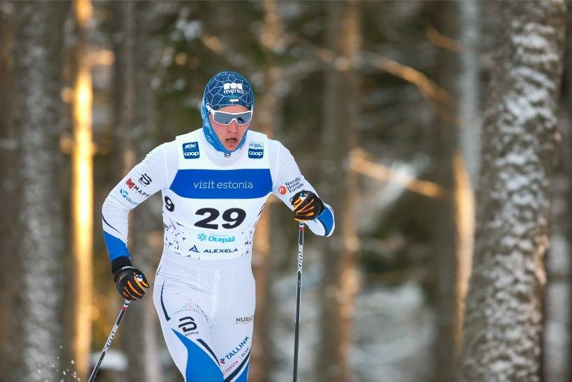 Deivil Tserp | Tammjärve karuteene Eesti tippspordile