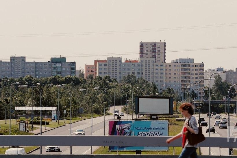 ÕL VIDEO | Tänavaküsitlus: kas Laagna tee sulgemine filmivõteteks muudab kohalike elu põrguks?