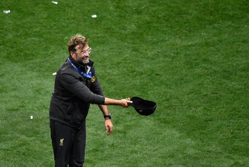 VÕIDU VÕTI! Liverpooli peatreener korraldas Meistrite liiga finaali eel geniaalse sõprusmängu
