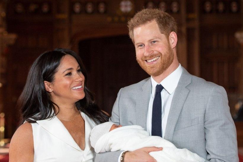 Miks nii? Meghan Markle on kuningliku perekonna üks ebapopulaarsemaid liikmeid!