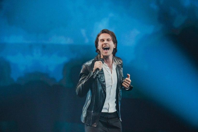 Victor Crone on Eurovisioni pettumusest üle saanud: tahan seda kindlasti uuesti teha!