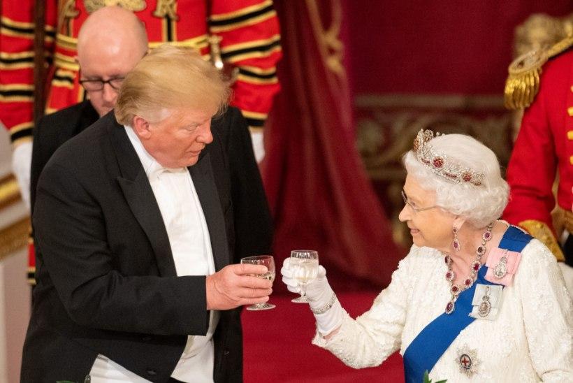 MIDA PAKKUS KUNINGANNA ÕHTUKS? Loe, milliseid hõrgutisi USA riigipea perekond palees sõi ja tee need järgi!