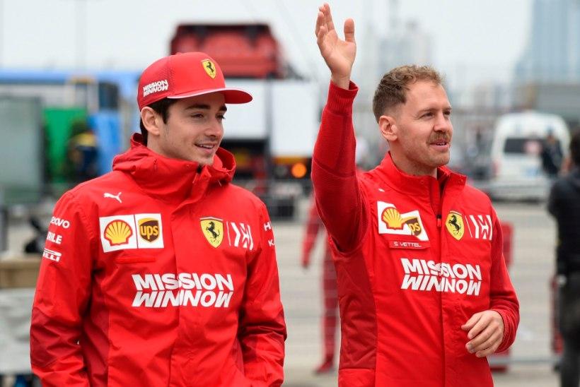HÄVING! Ferrari andis lõplikult alla