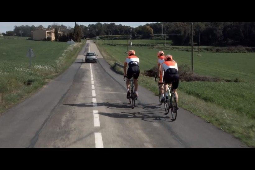 UUS MOODUS: POC paneb jalgrattakiivrid Volvo abiga avariiolukordades proovile
