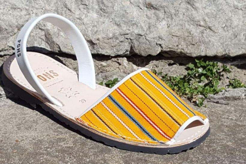 Suve parim ja kodumaine jalats on suvesuss!