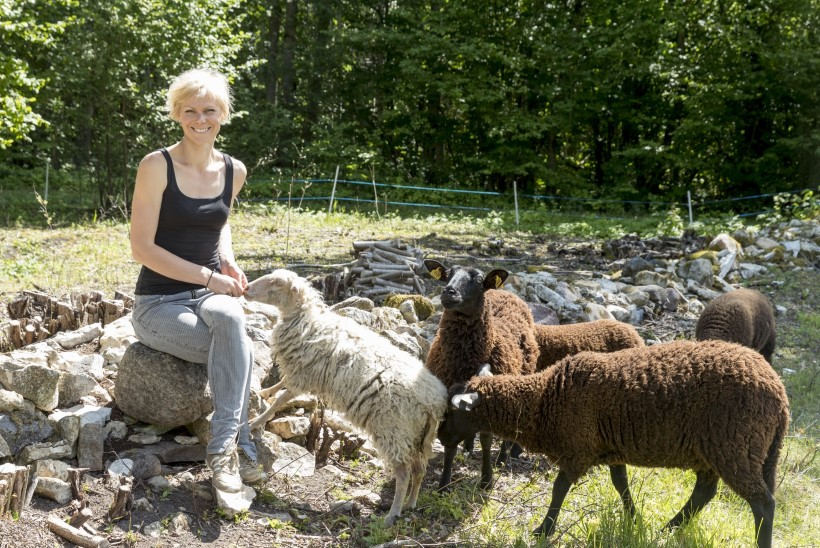 """Heidi Hanso: """"Olen täiesti häbenemata loomahull!"""""""