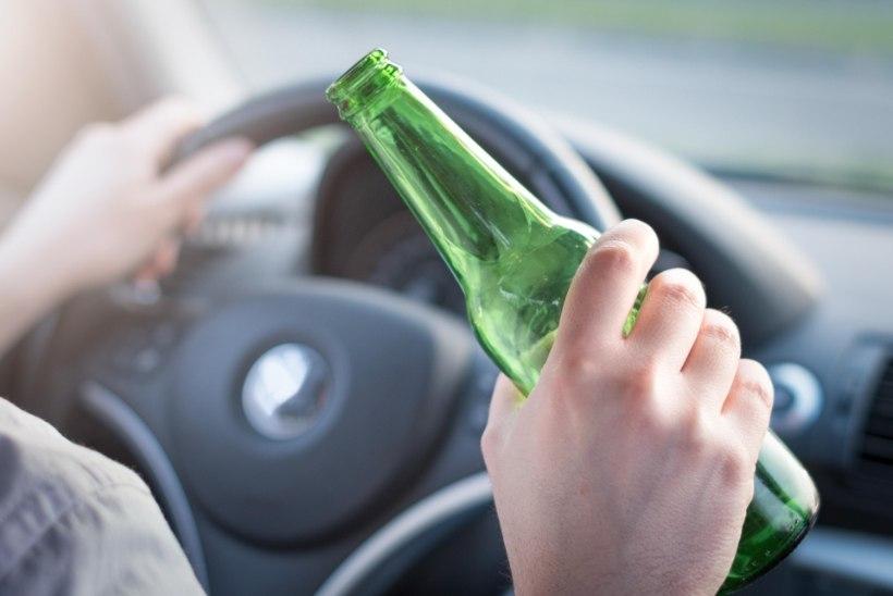 Попавшемуся пьяным за рулем гражданину Украины на три года запретили въезжать в Эстонию