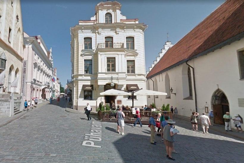 Михаил Кылварт: в переименовании площадей в Старом городе нет нужды