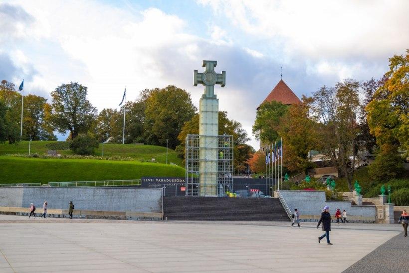 Lugejakiri | Püstitagem Tallinna peaväljakule ausammas Edgar Savisaarele