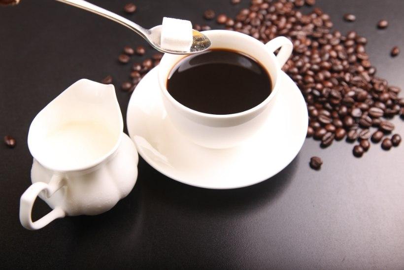 KOHVISÕPRU RÕÕMUSTAV UURING: kuni 25 tassi kohvi päevas ei kujuta südamele ohtu