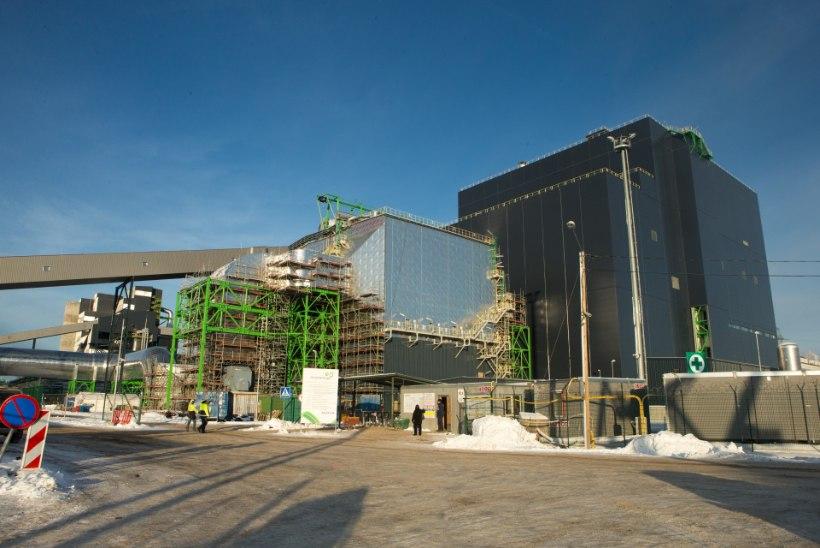 Ситуация на рынке вынуждает Eesti Energia прибегнуть к принудительным отпускам