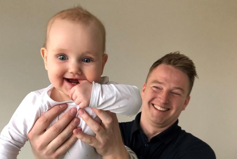 Saatejuht Marek Lindmaa: soovin olla maailma parim isa!