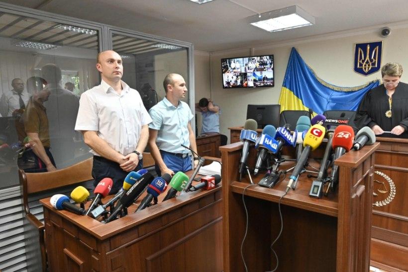 KOHUTAV: Ukrainas tapsid purjus politseinikud mänguväljakul viieaastase poisi