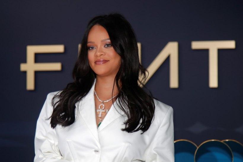 Rihannast sai maailma rikkaim naismuusik