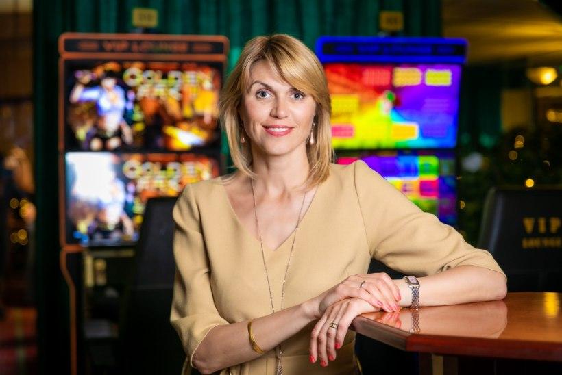 Urve Palo siirdus poliitikast kasiinomaailma: uus amet tähendab põnevat ja vastutusrikast väljakutset