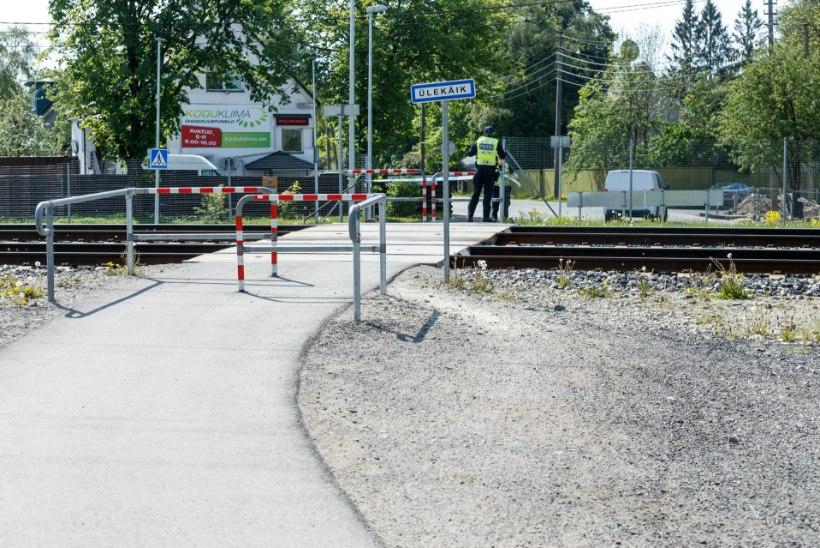 AARMA HUKU TAGAJÄRG: traagilisele Veerenni ülekäigule tulevad pikemad piirded ja aed, foor paigaldatakse esimesel võimalusel