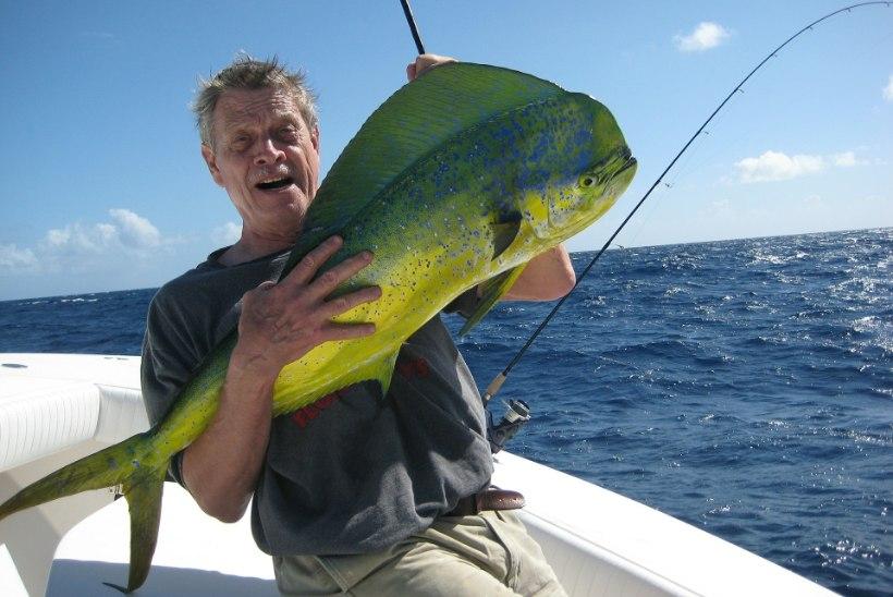 """""""SUUR SAAK"""": kalamehed püüdsid kuldmakrellide kõrvalt poolsada kilo kokaiini"""