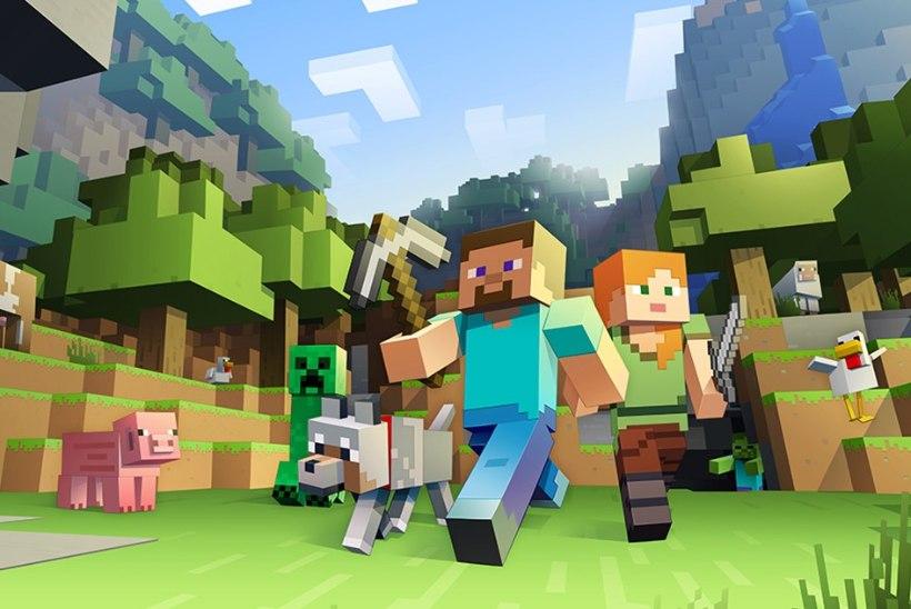 """ETTEVAATUST, """"POKEMON GO"""": """"Minecraft Earth"""" jahib su krooni!"""