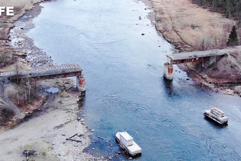 TOHOH! Metalliahned pikanäpumehed varastasid Venemaal silla