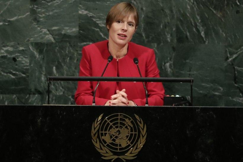 LÕPUKS TULEB SELGUS MAJJA: kas Eestist saab julgeolekunõukogu liige?