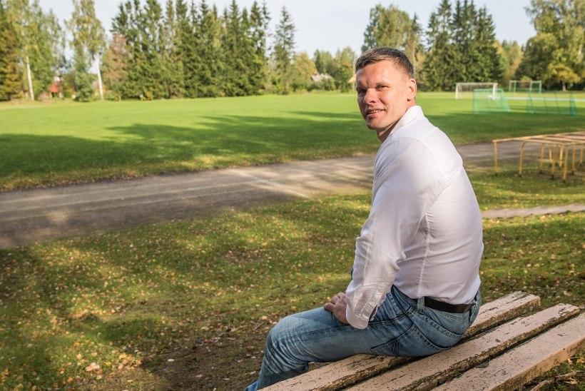 VIDEO | TUGEV ALGUS! Andrus Värnik võitis elu esimese poksimatši nokaudiga