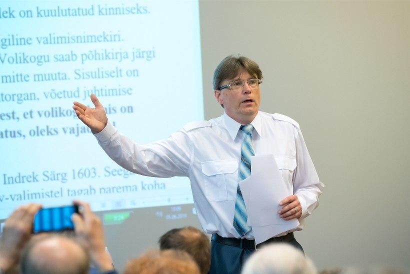 Martin Helme põhjendab Indrek Särje väljaviskamist: ta kritiseeris EKREt avalikult. Meie kakleme ikka omavahel