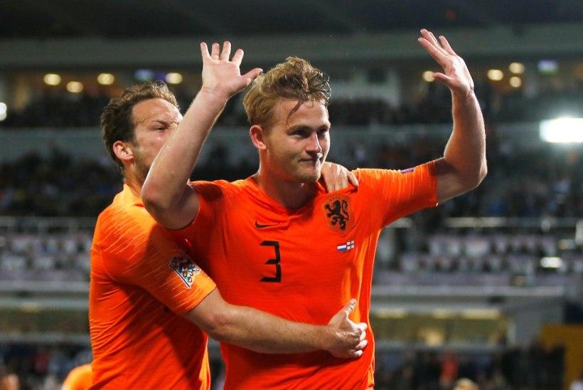 PIRUKATE ÕHTU! Holland kindlustas jämedate prohmakate toel koha finaalis