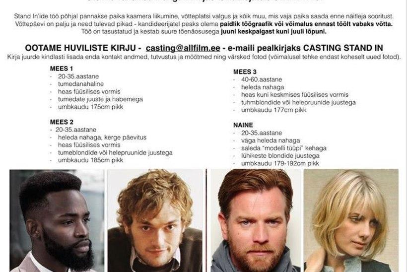 Jäid taustarollist ilma? Nolani filmi jaoks otsitakse ka näitlejate kohatäitjaid!