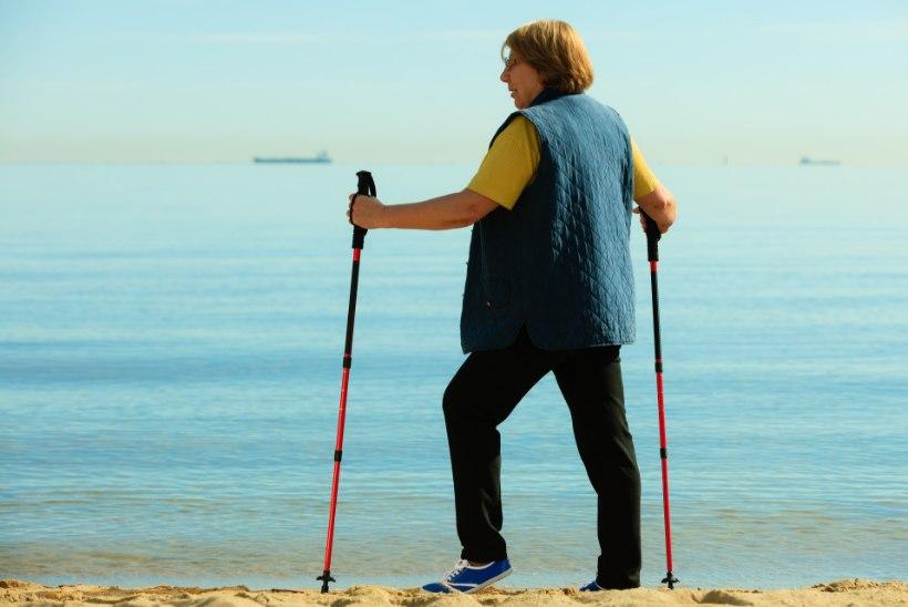 Kas kõndimisest piisab vormi hoidmiseks?