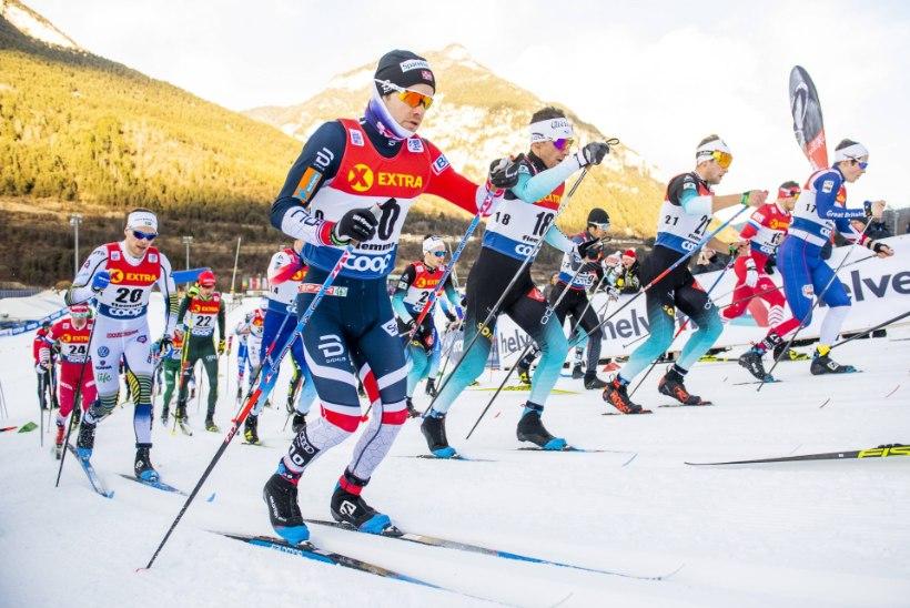 Norra tippsuusataja tegi Tour de Ski uue formaadi maha: see on täielik läbikukkumine!