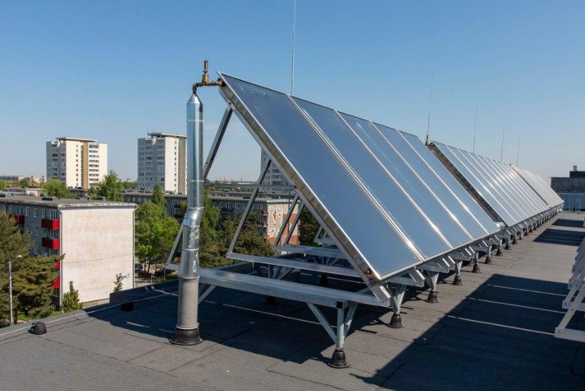 Euroopa Kontrollikoda: euroliit peab taastuvenergia eesmärkide täitmiseks tempot tõstma