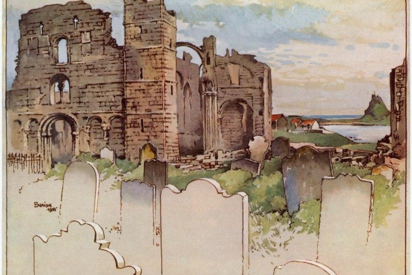MINEVIKUHETK | 8. juuni: viikingid rüüstasid Lindisfarne'i kloostrit