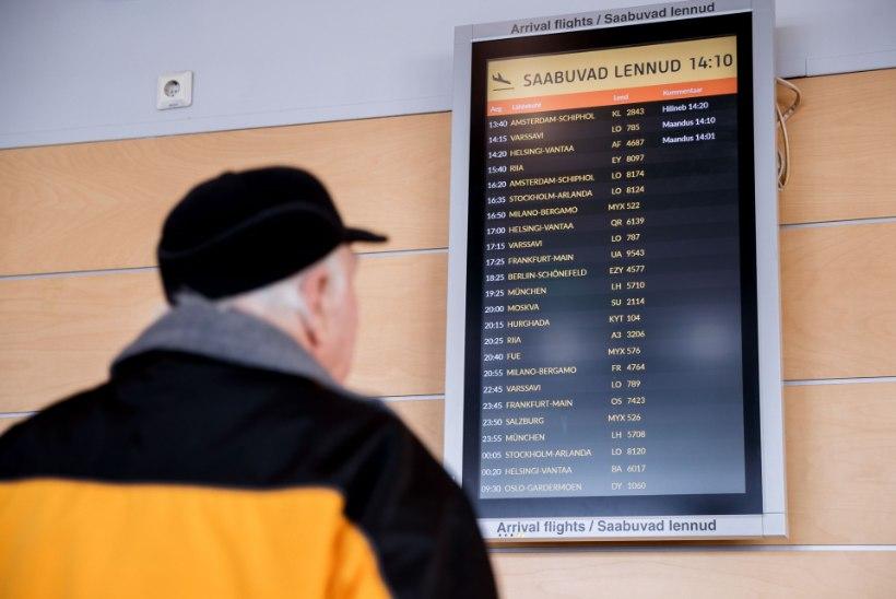 Tehniline viga Smartlynxi lennukis jättis nii Eestis kui ka Kreekas reisijad ööpäevaks lõksu