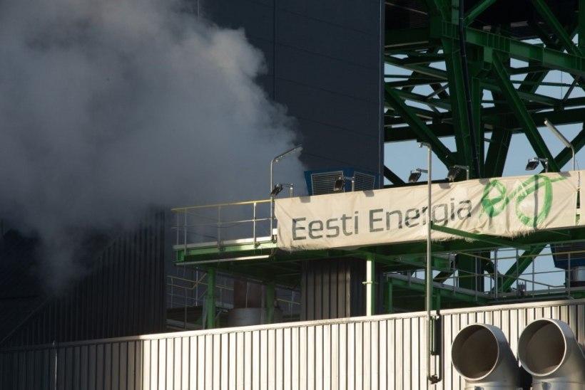 Kas Eesti Energia ikka tohib töötajaid sundpuhkusele saata?